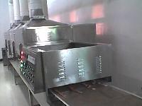 白果微波烘烤设备