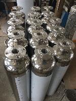 袋式过滤器 不锈钢单袋过滤器 50立方每小时