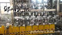 【厂家直销】 洗洁精灌装机 活塞式液体灌装