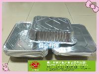 WB-323烤鱼锡纸打包盒