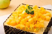 幸福西饼芒果茫茫蛋糕