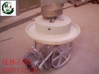 现林石磨电动石磨豆浆机 电动石磨价格 天然石磨电动磨浆机价格