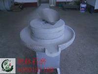 新型石磨豆浆机45型 天然石磨机