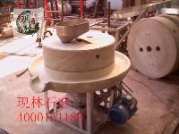 供应现林石磨石磨豆浆机