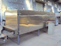 膨化食品专业烤箱,宠物饲料专用烤箱