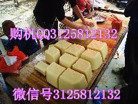 桐城米豆腐的做法,米豆腐机器