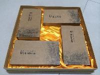 花茶包装盒设计定做,广印白卡纸花茶包装盒供应