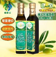 意大利进口维莉奥特级初榨橄榄油瓶装食用油无添加剂250ML*12