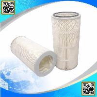 (曼威滤)工厂直销/进口滤材定制PTFE覆膜除尘滤芯