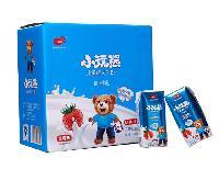 三剑客儿童成长牛奶招全国乳制品代理