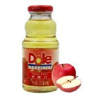 上海都乐果汁专卖】都乐苹果汁批发价格】250毫升*24