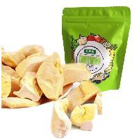 绿嘉园动感榴莲干30g 零食特产水果干金枕头榴莲干休闲食品