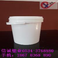 8升塑料桶,8LPP聚丙烯塑料桶压盖密封桶