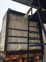 淀粉用集装箱薄膜袋,20尺干粉袋