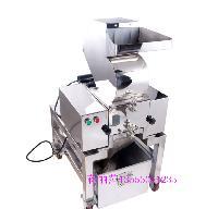 供应花茶茶叶粗碎机 不锈钢材质剪切式粉碎大块料破碎机