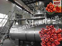 红枣脆真空油浴脱水干燥机     大型全自动红枣深加工设备