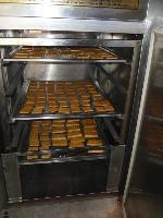 豆干烟熏炉 烟熏豆干炉厂家