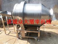 油炸食品滚筒式搅拌机 大型全自动酱菜拌料机厂家生产
