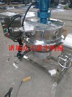 酱料馅料炒锅熬制锅卤肉电加热夹层锅熬煮锅