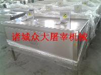 杀鸡厂专用中小型屠宰流水线型号价位现货