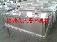 屠宰场杀鸭成套流水线设备生产厂家 宰鸡宰鹅