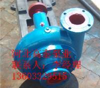污水泵参数4PW污水排污泵选型