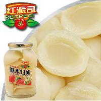 罐头厂家批发白桃罐头680g×12瓶 超市