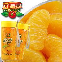红派司450g×12瓶杯子糖水桔子橘子罐