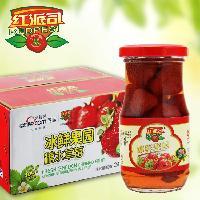 送礼佳品新鲜水果草莓245g×12瓶大包
