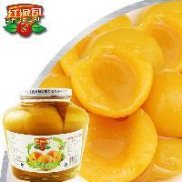 厂家直销 红派司速冻黄桃瓣 冷冻黄桃条 黄