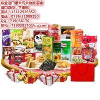 韩国食品进口清关商检