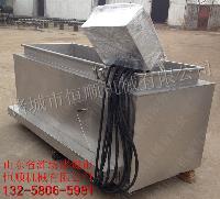 屠宰厂专用自动控温脱毛方形松香锅