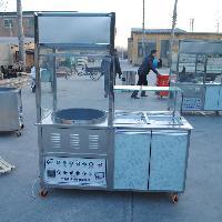 LP-04电加热栗子机批发/木架包装超市板栗机