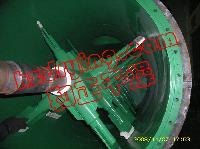 空心胶囊专用真空耙式干燥机设备原理