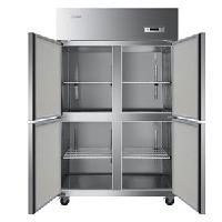 Haier/海尔四门冰箱SL-1050D4 不锈钢四门冷冻柜