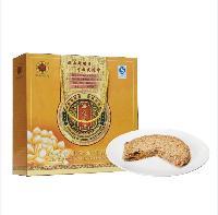 海亮素饼礼盒装温州桥墩特产老字号桥亮月饼中秋送礼团购批发