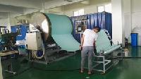 洗衣片烘干机生产流程