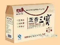 百年褚氏石磨*纯香油礼盒精装4瓶隆重招商销售中!
