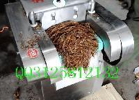 广西电动调速切丝机