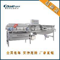 供应山东蔬菜清洗流水线 果蔬设备厂家