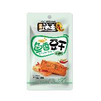 洞庭渔王一元包休闲食品香辣豆干豆腐干