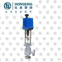 ZDLS-20电动角形高压调节阀