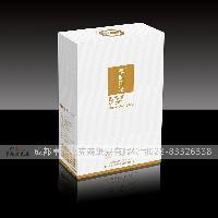 定制白卡纸苦荞茶包装盒
