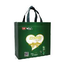 供应印刷加工无纺布袋环保袋礼品袋可印logo促销无纺布袋