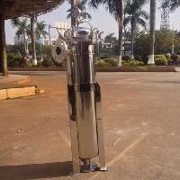 导热油袋式过滤器20T/H 袋式过滤器