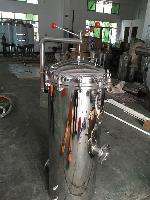 100T/H液体多袋式袋式过滤器空调循环水袋式过滤器