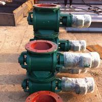 批量生产星型卸料器 YJD卸灰阀 300/400耐高温星型卸料器