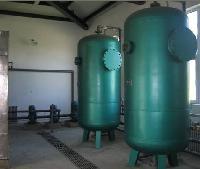 常温式海绵铁除氧器