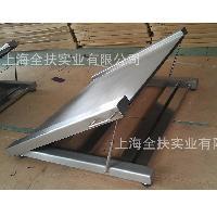 供应可升降冲洗方便的电子地磅 不锈钢防水秤2吨