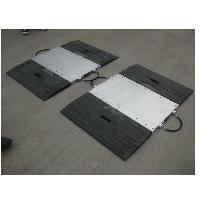 供应两块板便携式轴重秤